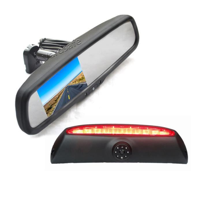 Caméra de recul moniteur miroir pour Iveco Daily (2006-2013)