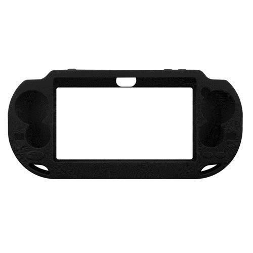 PS VITA - Coque de protection en silicone noir …