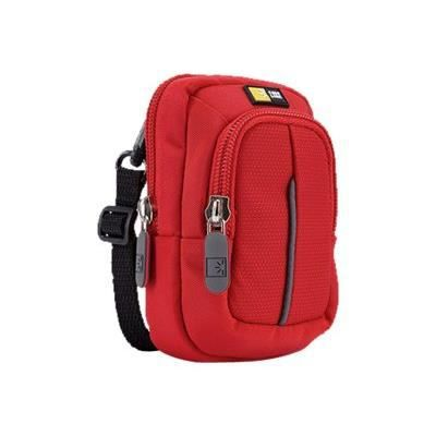 CASE LOGIC DCB302R Sacoche Compact - Rouge