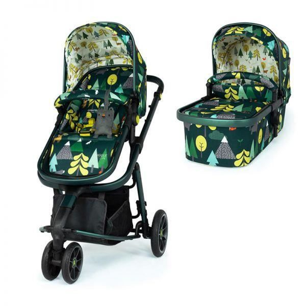 Poussette combinée Cosatto Giggle 3 Into The Wild