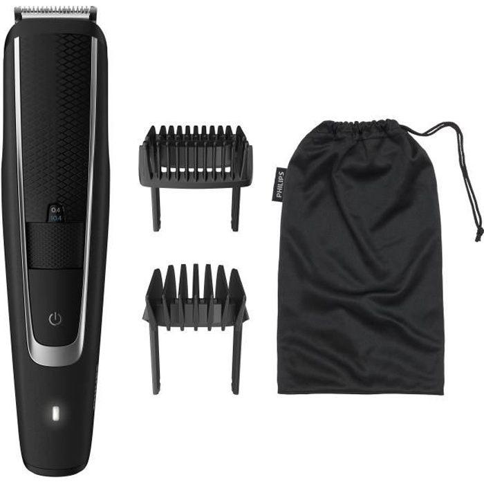 PHILIPS BT5501/16 Tondeuse à barbe Series 5000 - 90 min d'autonomie