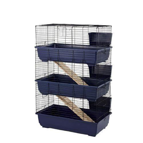 grande cage lapin achat vente grande cage lapin pas. Black Bedroom Furniture Sets. Home Design Ideas