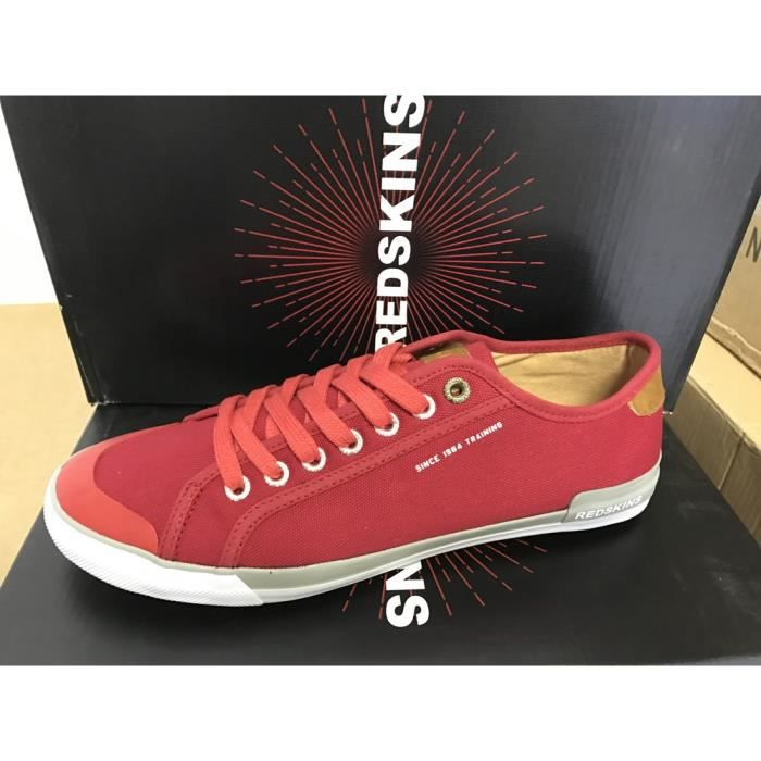 40 chaussures Pointure 43 Rouge 44 45 42 41 Redskins hommes Frangin qwwXU16