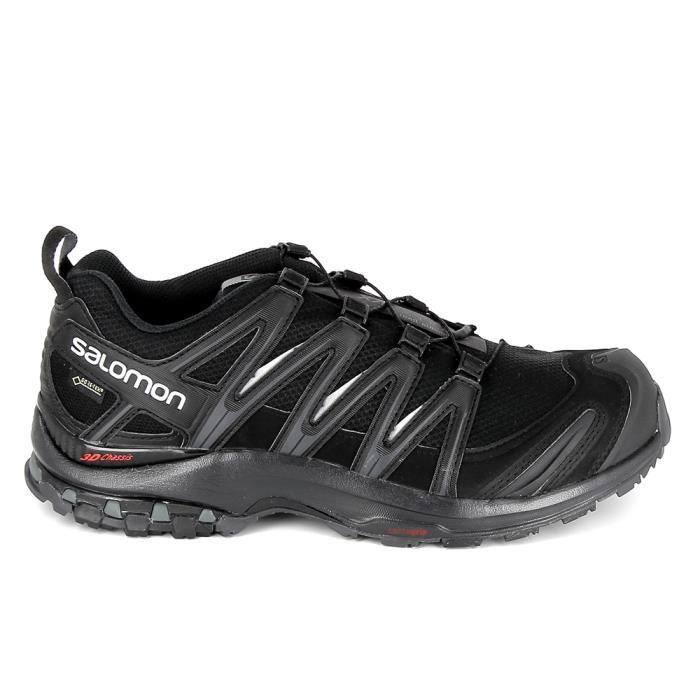 SALOMON XA Pro 3D GTX Noire Chaussures Trail