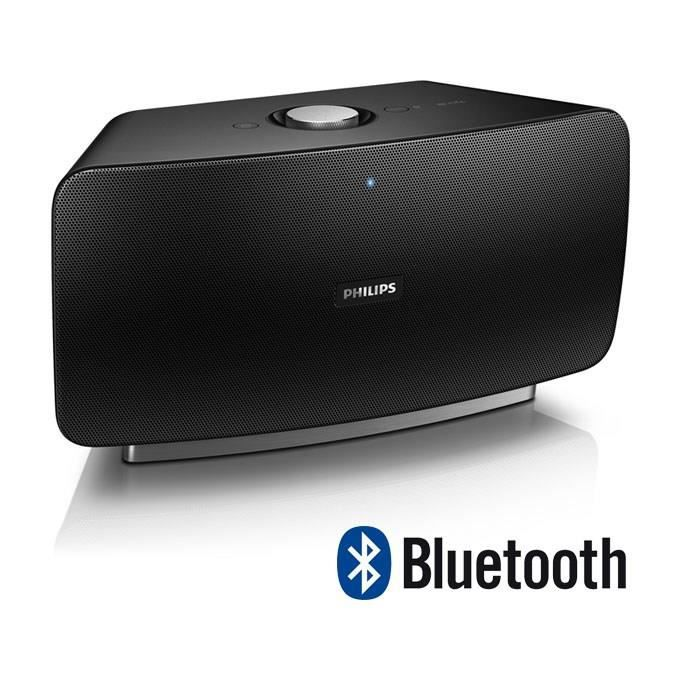 philips bt7500b enceinte bluetooth noire enceintes. Black Bedroom Furniture Sets. Home Design Ideas
