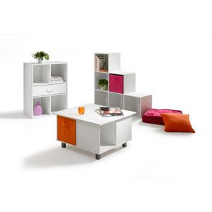 meuble 8 cases achat vente meuble 8 cases pas cher cdiscount. Black Bedroom Furniture Sets. Home Design Ideas