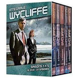 DVD SÉRIE DVD Coffret Wycliffe, saisons 1 à 15