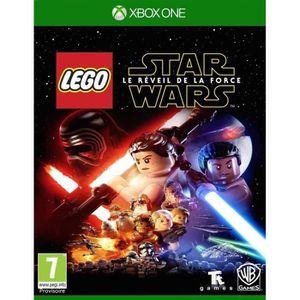JEU XBOX ONE LEGO Star Wars : Le Réveil de la Force Jeu Xbox On