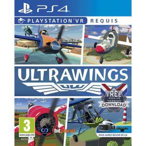 JEU PS VR UltraWings VR Jeu PS4 (PSVR obligatoire)