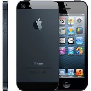 SMARTPHONE APPLE iPhone 5S Smartphone 16GB 4G Noir