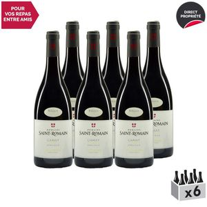 VIN ROUGE Vin de Savoie Gamay cru Jongieux Rouge 2017 - Lot