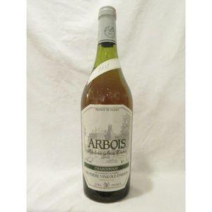 VIN BLANC arbois fruitière vinicole d'arbois chardonnay blan