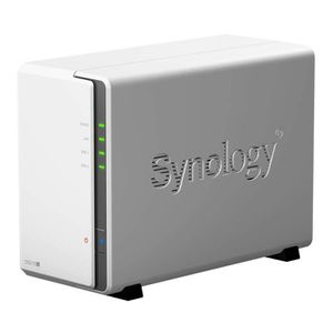 SERVEUR STOCKAGE - NAS  Synology DS218J NAS 2 Baies