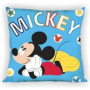 COUSSIN Coussin Mickey Mouse Disney 35 X 35 CM