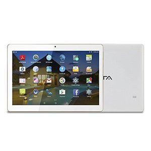 TABLETTE TACTILE Tablette Tactile 10 Pouces BEISTA-Blanc(Quad Core,