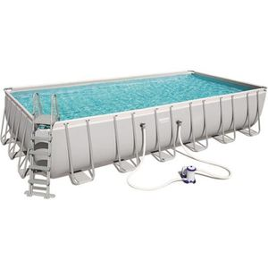 PISCINE Piscine Tubulaire Amovible Bestway Power Steel 732