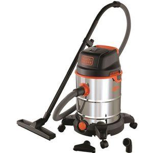 ASPIRATEUR INDUSTRIEL BLACK & DECKER Aspirateur eau et poussière sur rou
