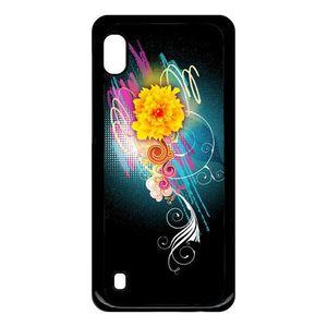 SMARTPHONE Coque smartphone - Plastique - Noir Samsung Galaxy