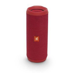 ENCEINTE NOMADE Haut-parleur JBL FLIP 4 BT rouge