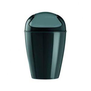 POUBELLE - CORBEILLE Mini poubelle salle de bain noire Koziol