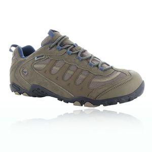 Hi-Tec Banderra II Low WP Wide Chaussures de Randonn/ée Basses Homme