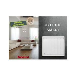 RADIATEUR ÉLECTRIQUE Radiateur Noirot CALIDOU Smart Horizontal - 125…