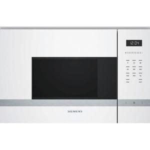 MICRO-ONDES Siemens - micro-ondes 25l 900w - bf555lmw0