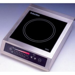 PLAQUE INDUCTION Plaque à induction simple foyer - L328 x P422 x H1