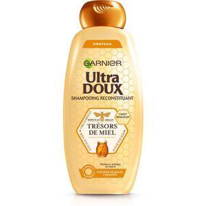 APRÈS-SHAMPOING GARNIER Shampooing Ultra Doux Trésors de Miel - Ch