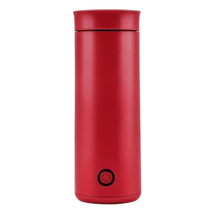 Bouilloire électrique Portable de voyage, Mini Thermos, théière intelligente, tasse chauffante, chaudière à lait, [33D987B]