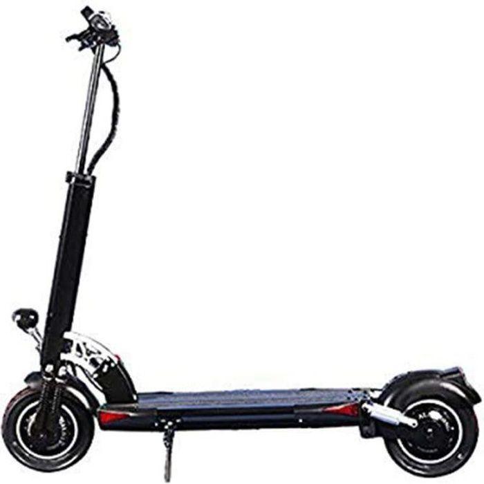 D5 + scooter électrique pliable léger 2000W avec une vitesse de pointe de 40 MPH et une autonomie de 50 miles sur la plage-noi[419]