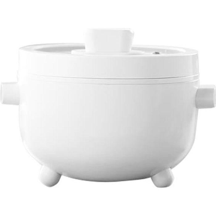 Batterie de cuisine,2L électrique Multi cuiseur cuiseur à riz antiadhésif céramique glaçure doublure intérieure - Type A basic #A