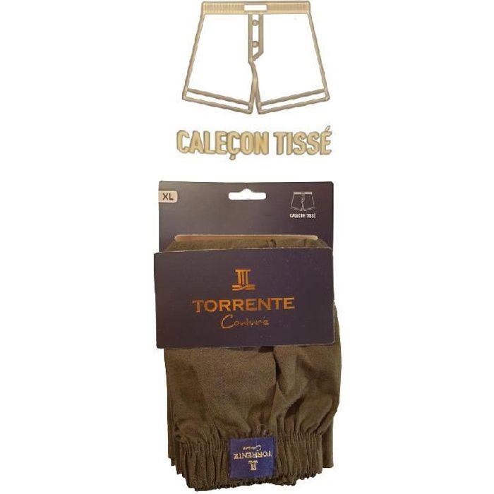 Torrente caleçon Homme 100% Coton R 3