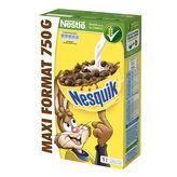 NESTLE Nesquik Céréale chocolat - Maxi format 750g