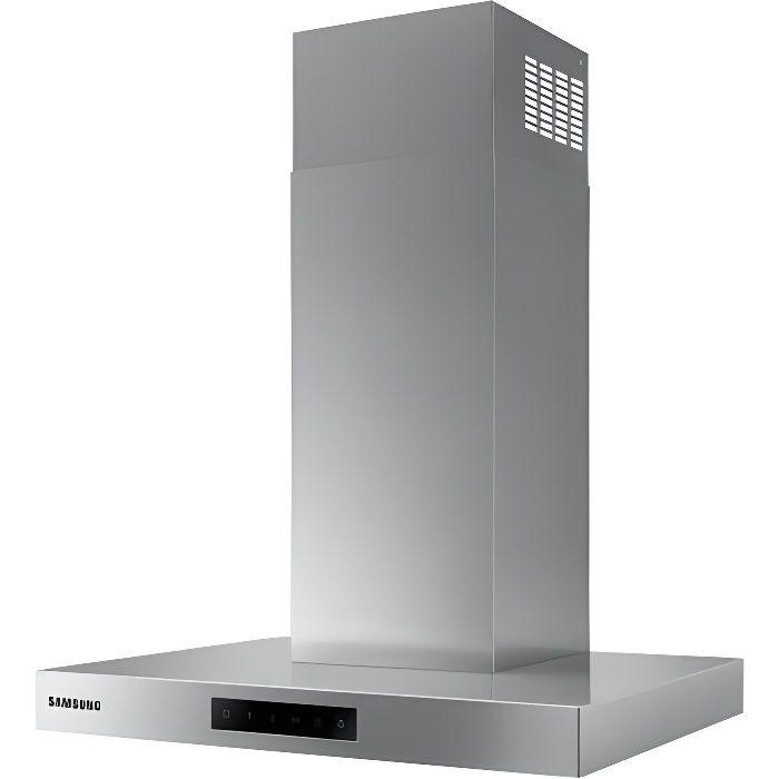 Samsung NK24M5060SS, 668 m³-h, Conduit - Recirculation, B, A, C, 70 dB