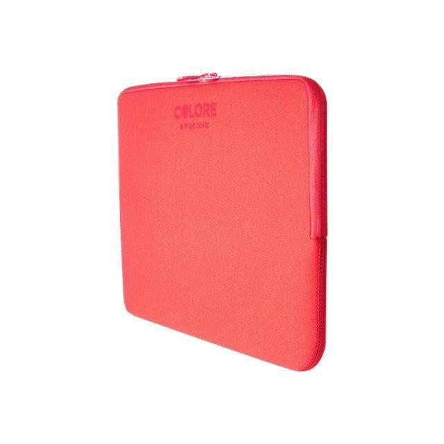 Tucano Second Skin Colore Housse d'ordinateur portable 12.5- rouge
