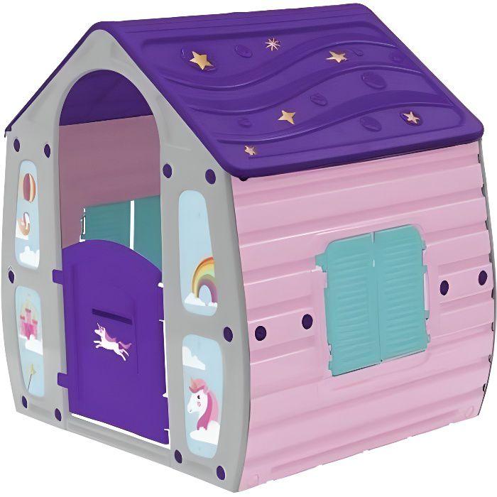 STARPLAY Maison enfant Licorne Magique