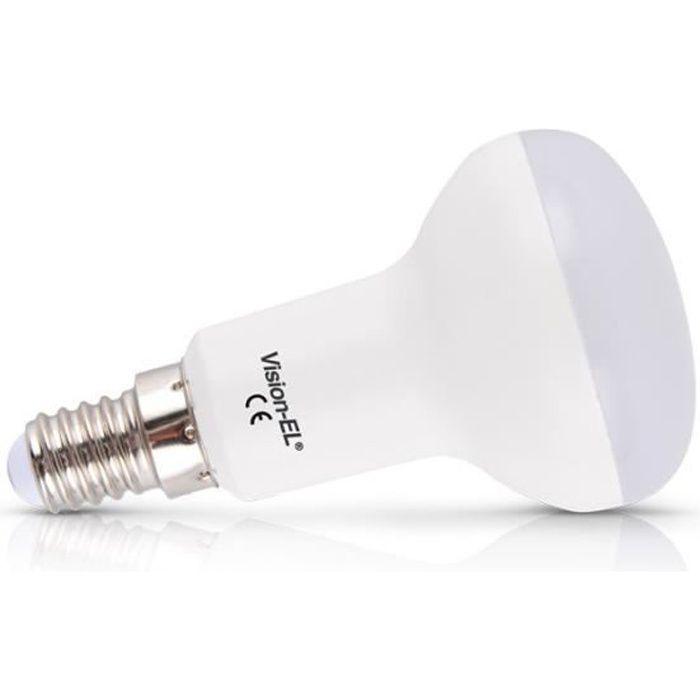 Vision-EL - Ampoule LED E14 - R50 Spot 5W 4000°K