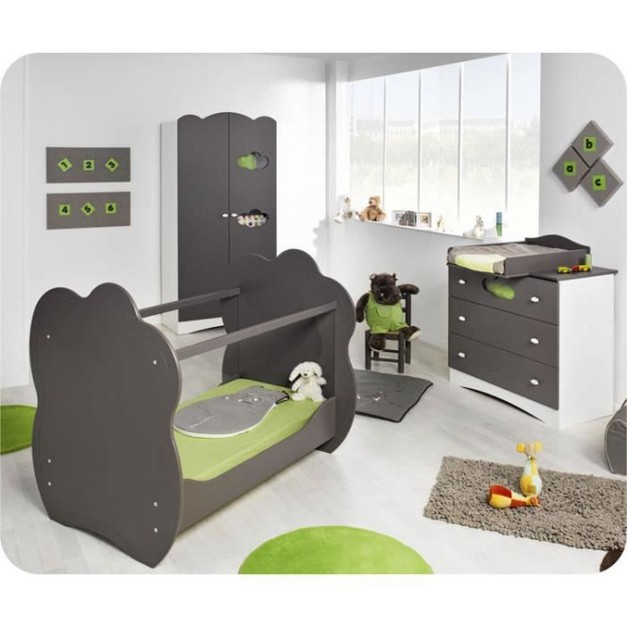chambre complete bebe. Black Bedroom Furniture Sets. Home Design Ideas