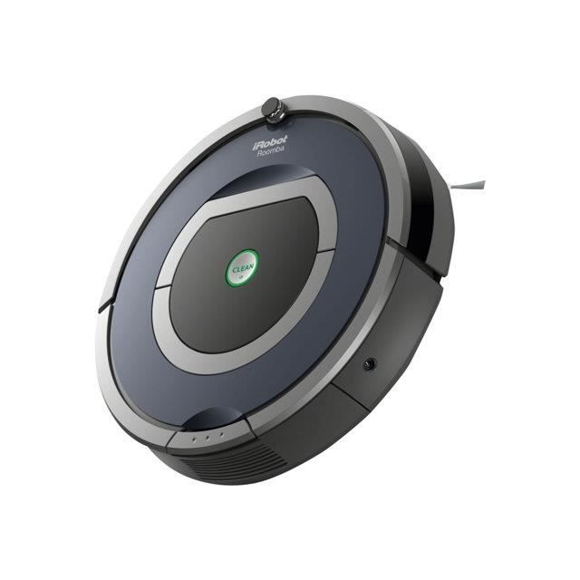 aspirateur robot i robot roomba 785 achat vente aspirateur robot cdiscount. Black Bedroom Furniture Sets. Home Design Ideas
