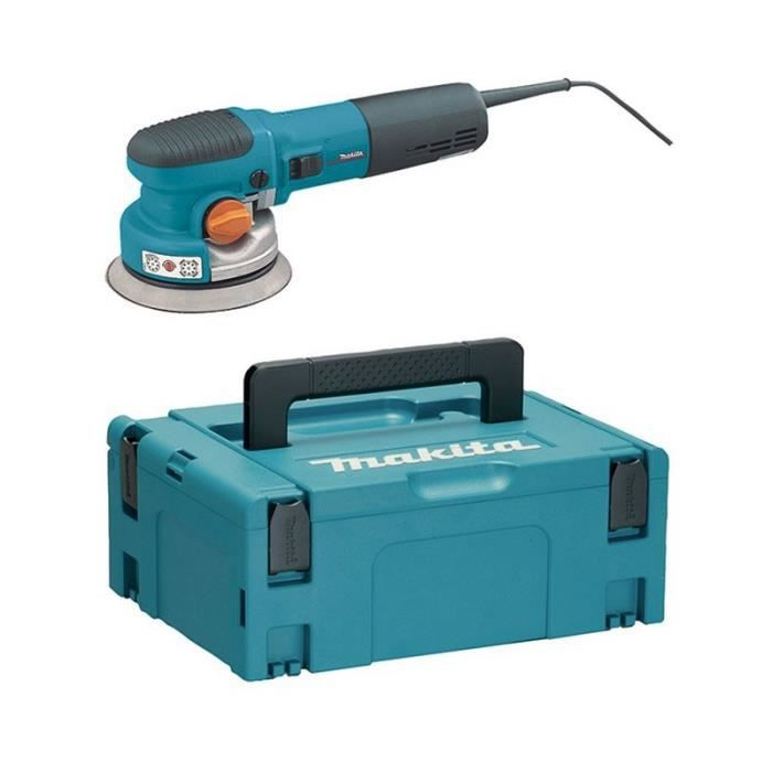 makita ponceuse roto excentrique 150mm bo6040j 750w achat vente ponceuse polisseuse. Black Bedroom Furniture Sets. Home Design Ideas