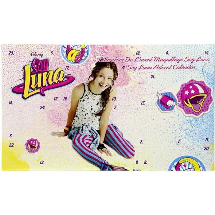 Calendrier De Lavent Soy Luna.Calendrier De L Avent Soy Luna
