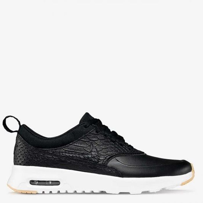 Nike Fashion Mode WMNS NIKE AIR MAX THEA PRM Noir Achat