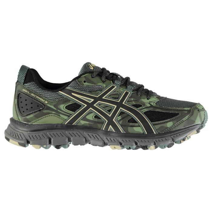 Chaussures Gel-Scram 5 pour Homme ASICS Running Trail