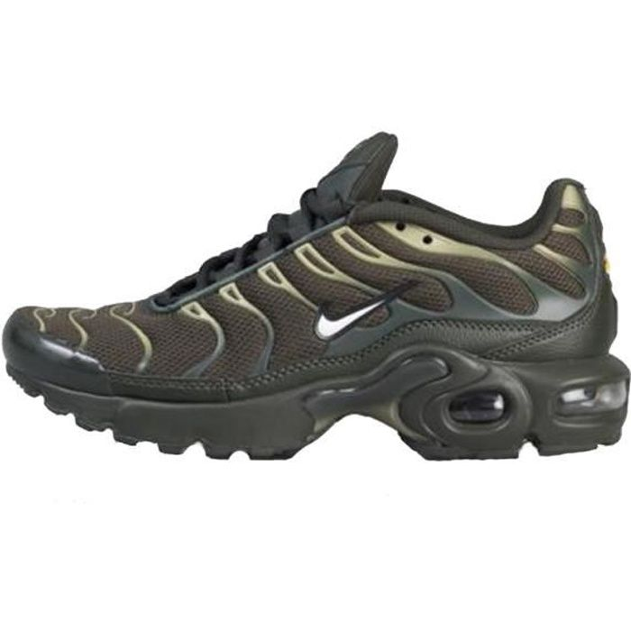best service ebe76 35c7c Basket Nike Air Max Plus Junior - 655020-301