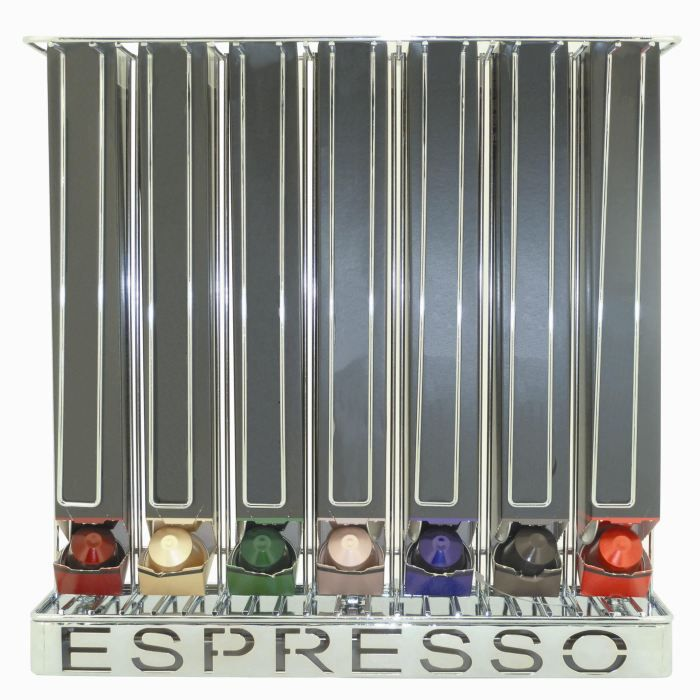 rangement capsule nespresso. Black Bedroom Furniture Sets. Home Design Ideas