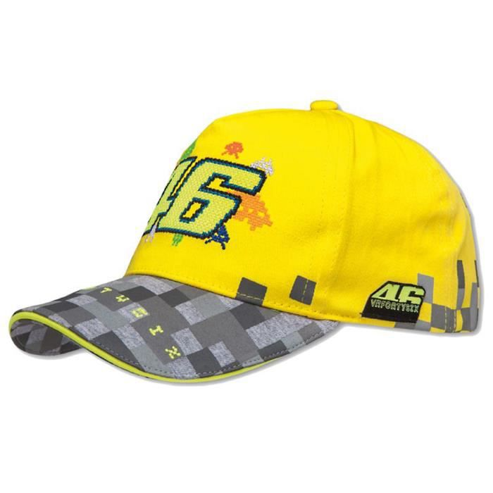 casquette valentino rossi pas cher valentino rossi yamaha motogp baseball caps homme. Black Bedroom Furniture Sets. Home Design Ideas