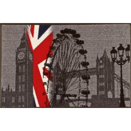 Wash dry paillasson london 75 x 50 cm achat vente for Tapis cuisine wash and dry