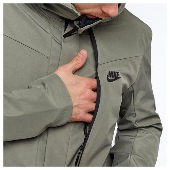 Veste Nike Nsw Tech Pack Jacket Shield Vert Achat Vente
