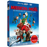 BLU RAY FILM Blu-Ray 3D Mission : Noël